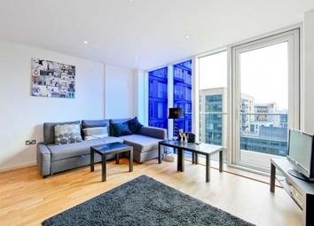 Thumbnail Studio for sale in Millharbour, London