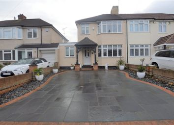 Thumbnail 4 bed end terrace house for sale in College Road, Hextable, Kent