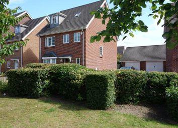 Thumbnail 4 bed detached house for sale in Woodland Walk, Aldershot