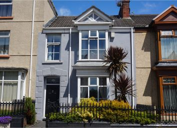 Thumbnail 4 bed terraced house for sale in New Road, Llanelli