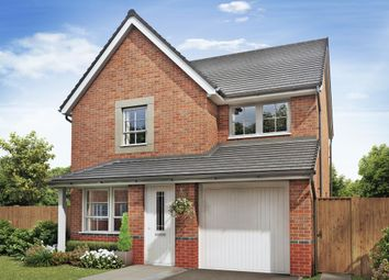 "Thumbnail 3 bed detached house for sale in ""Derwent"" at Lowfield Road, Anlaby, Hull"