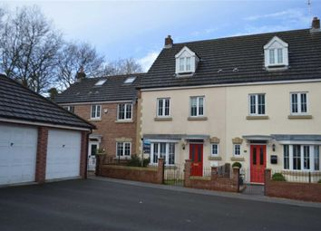 Thumbnail 4 bed terraced house for sale in Clos San Pedr, Swansea