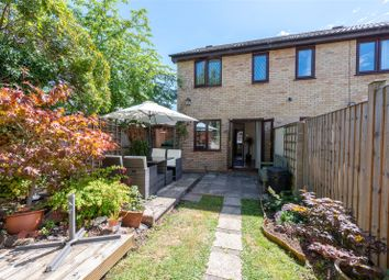Thumbnail 2 bed semi-detached house for sale in Petersfield Close, Chineham, Basingstoke, Hampshire