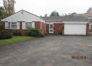 Thumbnail 3 bed detached bungalow for sale in Shelsley Drive, Moseley