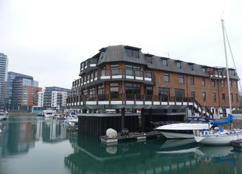 Thumbnail 3 bedroom flat to rent in Calshot Court, Channel Way, Ocean Village, Southampton
