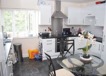 Thumbnail 2 bed flat for sale in Royal Court, Eye Road, Peterborough
