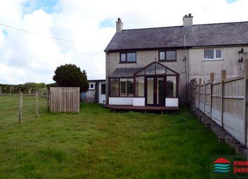 Thumbnail 3 bed semi-detached house for sale in Tre'r Ddol, Sarn, Pwllheli