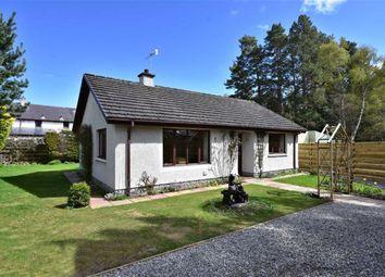 Thumbnail 2 bed detached bungalow for sale in School Road, Dulnain Bridge, Grantown-On-Spey