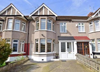 Thumbnail 3 bed terraced house for sale in Glenwood Gardens, Ilford, Essex