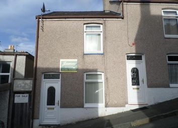Thumbnail 2 bed terraced house to rent in 1, Mary Street, Caernarfon