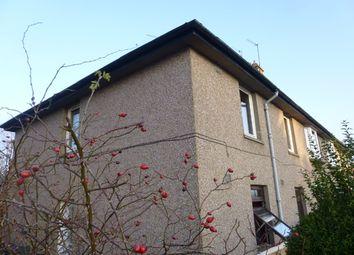 Thumbnail 3 bedroom flat to rent in Hunterfield Road, Gorebridge EH23,