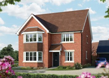 "Thumbnail 5 bed detached house for sale in ""The Oxford"" at Holden Close, Biddenham, Bedford"