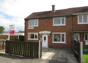 Thumbnail 3 bed terraced house to rent in Farleigh Close, Billingham