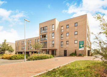 Thumbnail 1 bedroom flat to rent in Ellis Road, Trumpington, Cambridge