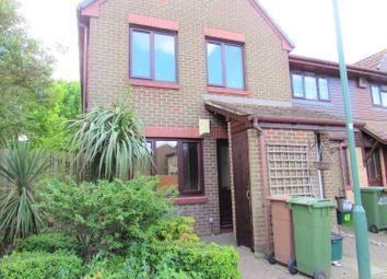 Thumbnail 1 bedroom maisonette to rent in Foxglove Way, Hackbridge, Surrey