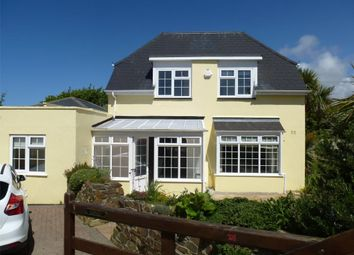 Thumbnail 4 bedroom detached house to rent in Green Lane, Crantock, Newquay, Cornwall