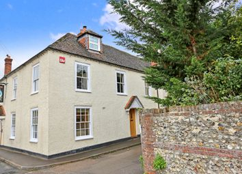 Thumbnail 4 bed cottage for sale in Vicarage Lane, Hambledon, Waterlooville