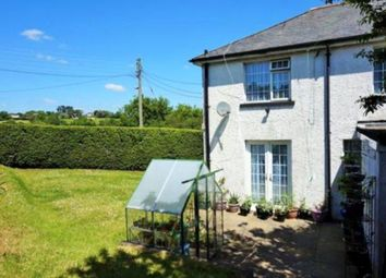 Thumbnail 3 bed end terrace house to rent in River View, Saltash, Cornwall