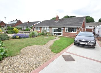 Thumbnail 2 bed semi-detached house for sale in Templar Court, Scunthorpe