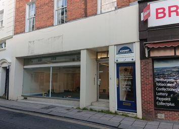 Thumbnail Retail premises to let in Wine Street, Devizes
