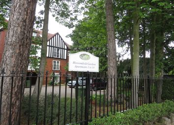 Thumbnail 2 bed flat for sale in Blossomfield Road, Solihull