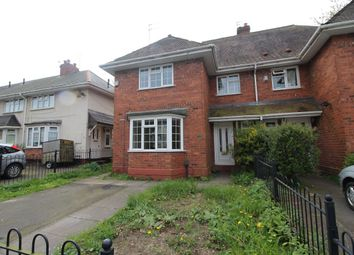 Thumbnail 4 bed semi-detached house to rent in Burns Avenue, Wolverhampton