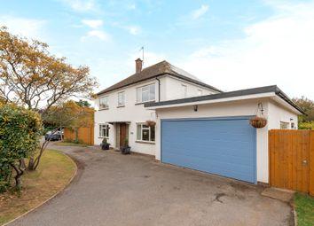 Thumbnail 4 bed detached house for sale in Martens Close, Shrivenham, Swindon