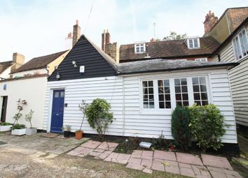 Thumbnail 2 bed terraced house to rent in St. Andrew Street, Hertford