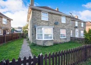 Thumbnail 3 bed semi-detached house for sale in Chaucer Road, Elvington, Dover, Kent