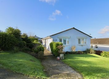 Thumbnail 3 bed bungalow for sale in Warren Close, Porthleven, Helston