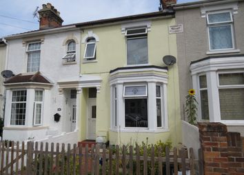 Thumbnail 3 bed terraced house for sale in Lee Road, Dovercourt, Harwich