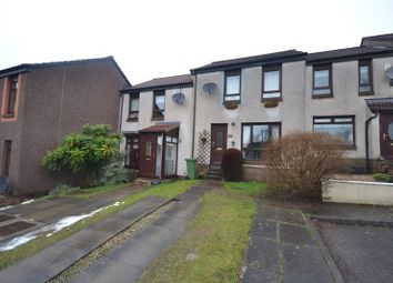 Thumbnail 2 bedroom terraced house for sale in Kierhill Road, Cumbernauld