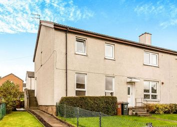 Thumbnail 3 bedroom flat for sale in Jubilee Crescent, Gorebridge