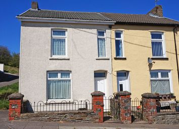 Thumbnail 3 bed end terrace house for sale in James Terrace, Hengoed