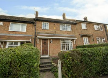 3 bed terraced house for sale in Broadwood Road, Bestwood, Nottinghamshire NG5