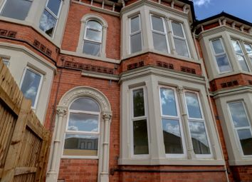 Thumbnail 2 bedroom flat for sale in The Penthouse, Katherine House, Ebury Road, Nottingham