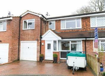 Thumbnail 4 bed terraced house for sale in Hazel Close, Crawley Down, West Sussex