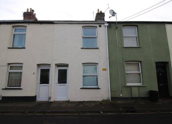 Thumbnail 2 bed terraced house for sale in Western Terrace, Barnstaple