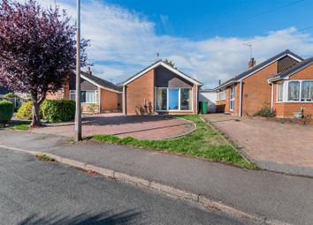 Thumbnail 2 bed bungalow for sale in Meadow Lane, Derrington, Stafford