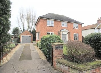 Thumbnail 3 bed detached house to rent in Castle View Road, Easthorpe, Nottingham