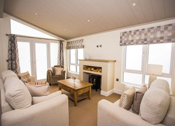 Thumbnail 2 bed lodge for sale in Merley House Lane, Ashington, Wimborne