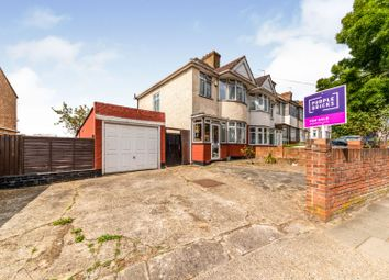 Thumbnail 3 bed end terrace house for sale in Mount Pleasant, Wembley, London