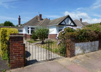 Thumbnail 3 bed bungalow to rent in Southsea Avenue, Goring-By-Sea, Worthing