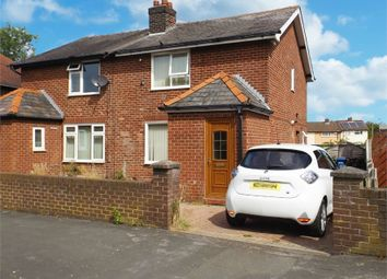 Thumbnail 3 bedroom semi-detached house for sale in Highfield Avenue, Romiley, Stockport, Cheshire
