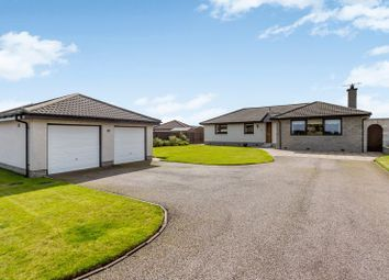 Thumbnail 4 bed detached bungalow for sale in Drumsmittal Road, North Kessock, Inverness