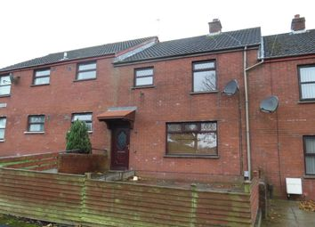 Thumbnail 3 bed terraced house for sale in Ballyearl Close, Newtownabbey