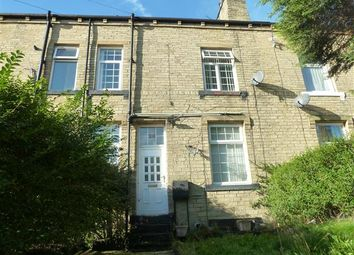Thumbnail 4 bed terraced house for sale in Devon Street, Halifax