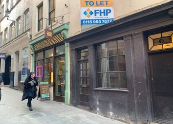 Thumbnail Retail premises to let in 6 Byard Lane, 6 Byard Lane, Nottingham