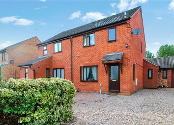 Thumbnail 4 bed semi-detached house for sale in Homebred Lane, Loddon, Norwich, Norfolk
