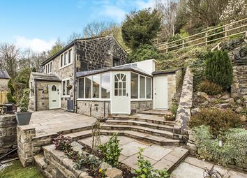 Thumbnail 4 bed detached house for sale in Heptonstall Road, Hebden Bridge